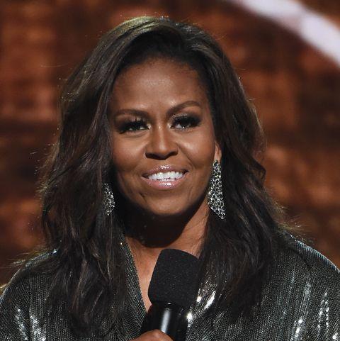 Michelle Obama61st Annual GRAMMY Awards - Inside