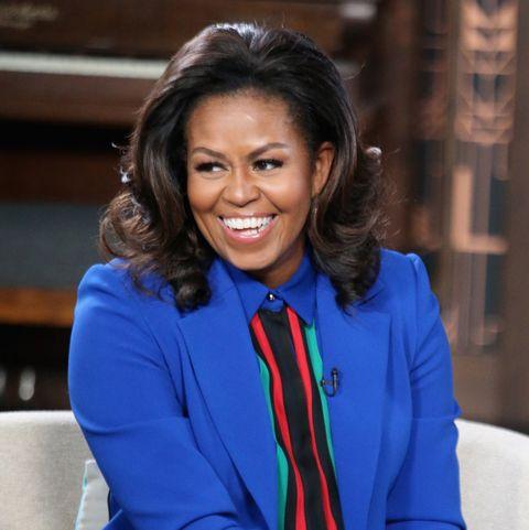 Michelle Obama Visits 'BookTube'