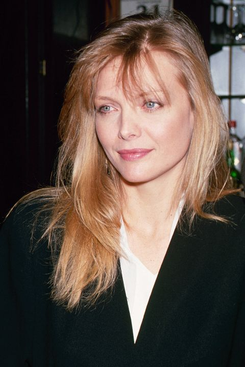hottest celebrity 1990: Michelle Pfeiffer