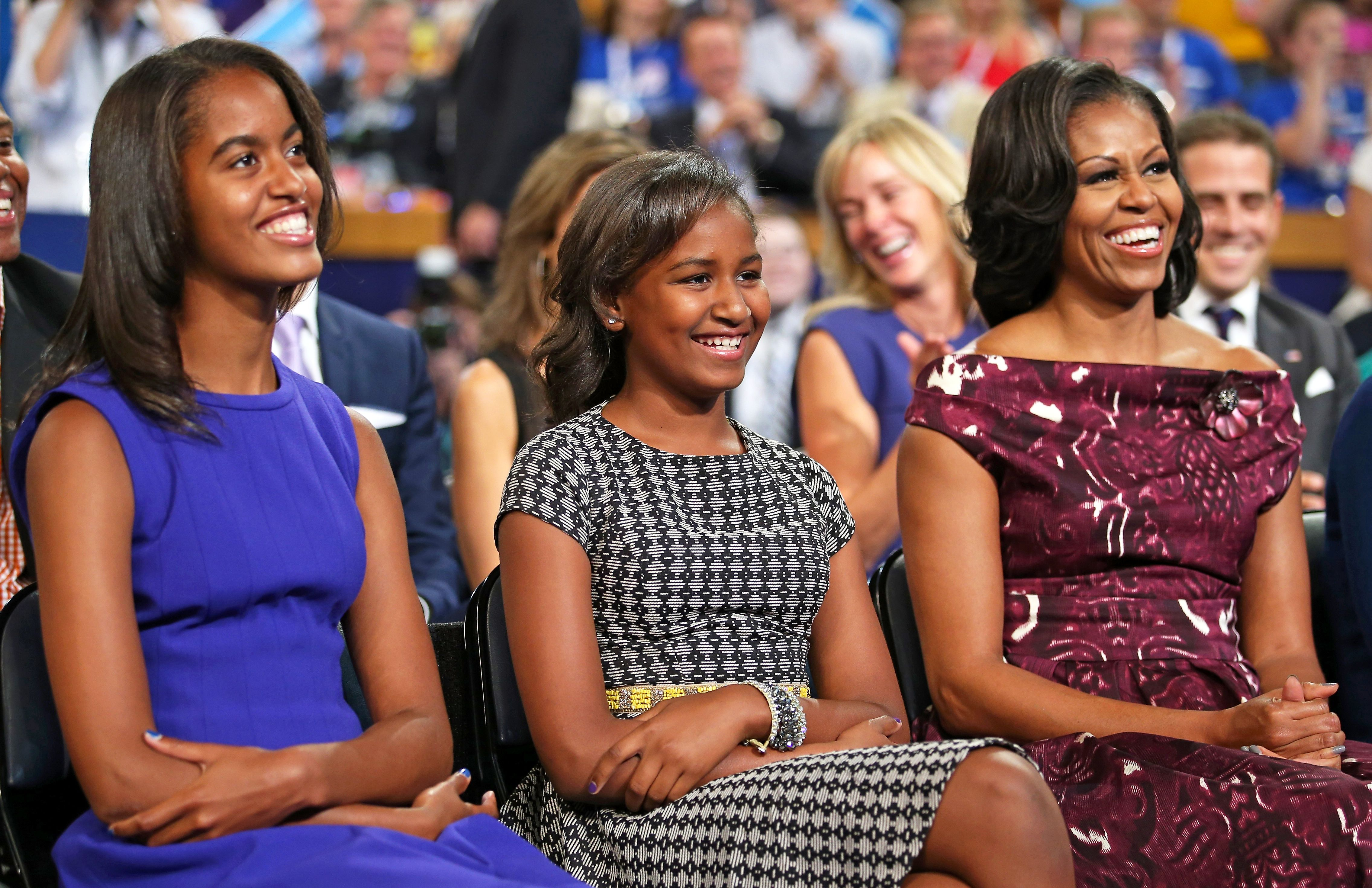 Michelle Obama Gets Real About the 'Sting of Gender Roles' as a New Parent