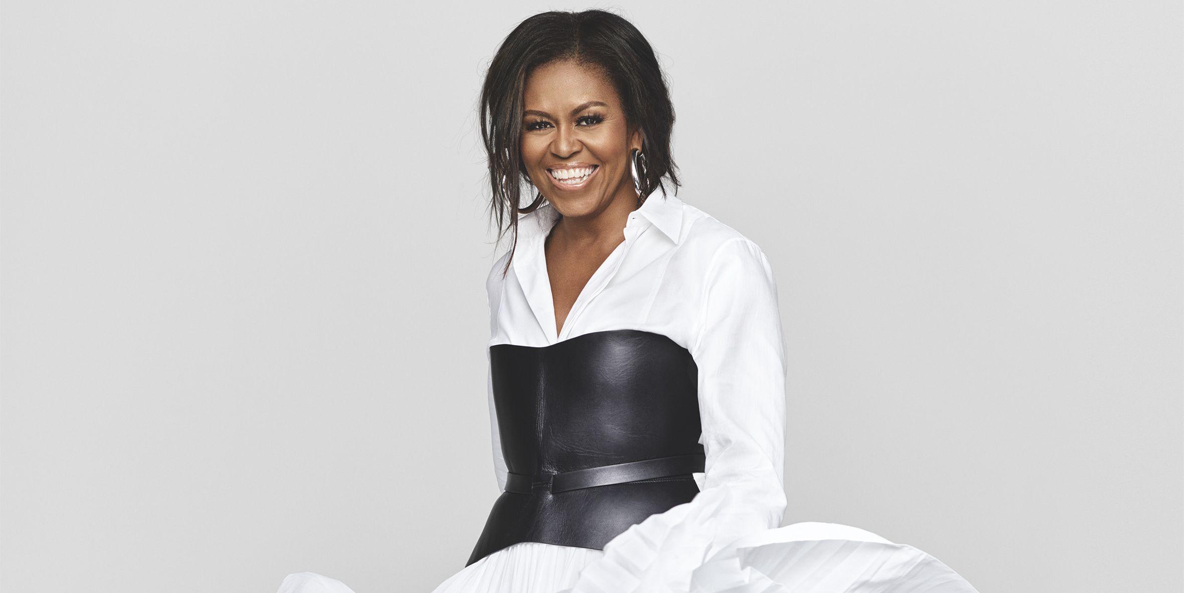 Michelle Obama interview Oprah Winfrey