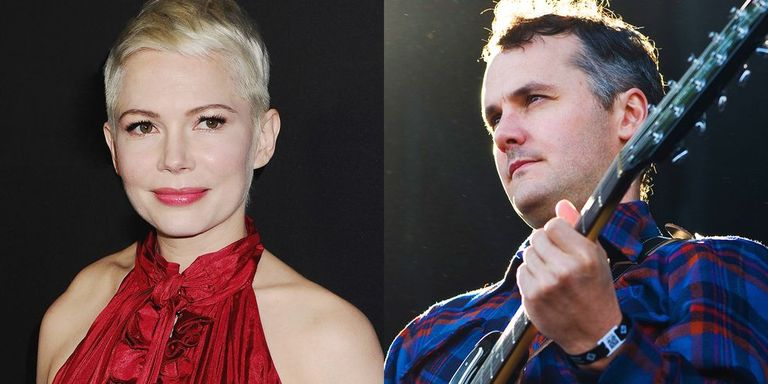 Michelle Williams secredly married with Phil Elverum