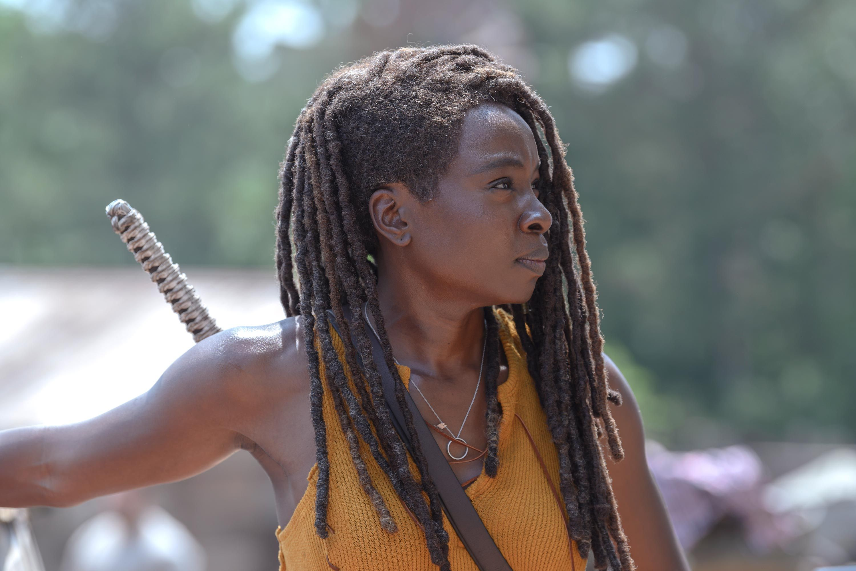 The Walking Dead shares first look at Michonne in season 10b ahead of Danai Gurira exit