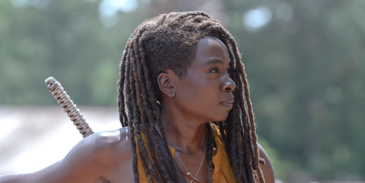 """The Walking Dead boss agrees Danai Gurira is """"a movie star"""" as he discusses Rick Grimes movies"""