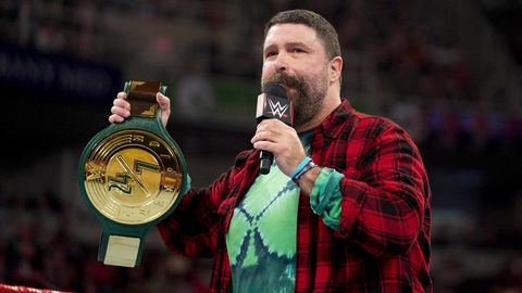 WWE Raw results - Mick Foley unveils 24/7 Title and Brock