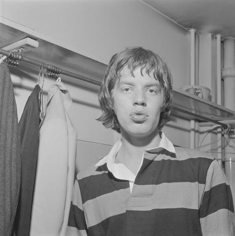 polo rugby mick jagger
