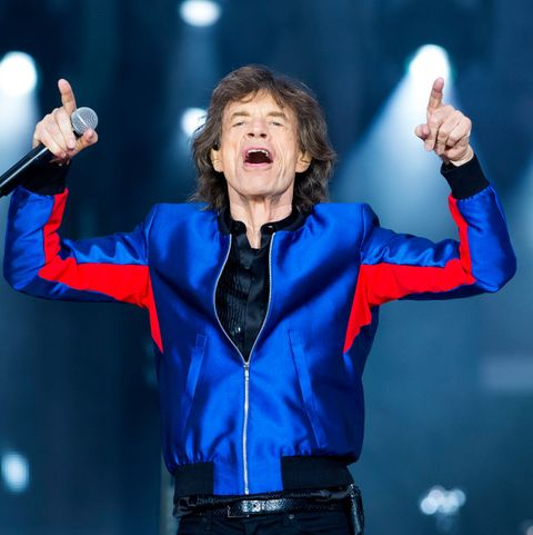 The Rolling Stones Performs At St Mary's Stadium In Southampton