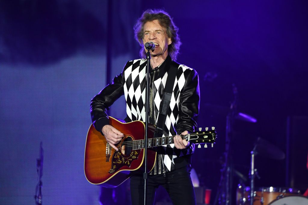Mick Jagger Kicks Off Rolling Stones Tour Just Two Months After Undergoing Heart Surgery
