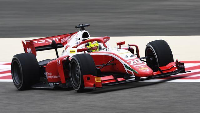 formula 2 championship   round 11sakhir   practice  qualifying