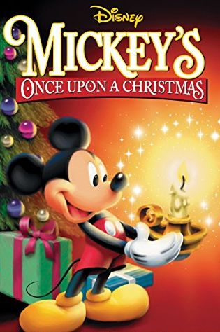mickeys once upon a christmas - Animated Christmas Movies
