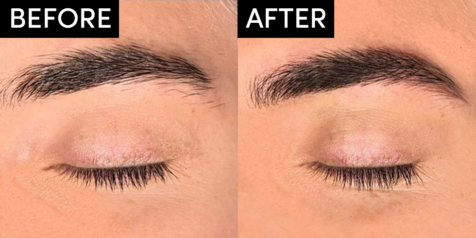 eyebrow microblading celebrities. microblading eyebrows, explained - what temporary eyebrow tattoos are really like celebrities
