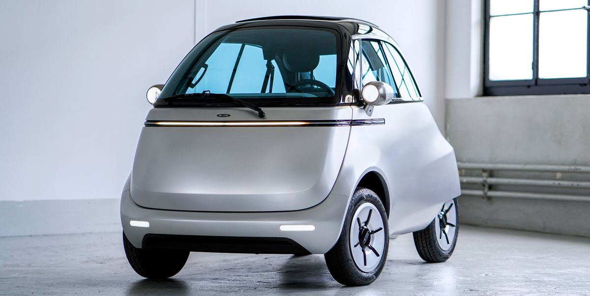 Isetta Is (Still) Coming Back as an Electric Car