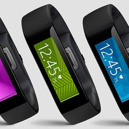 Microsoft Health Band