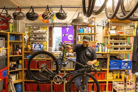 ere research, ere, banden, wielen, zadel, piet van der velde, bicycling