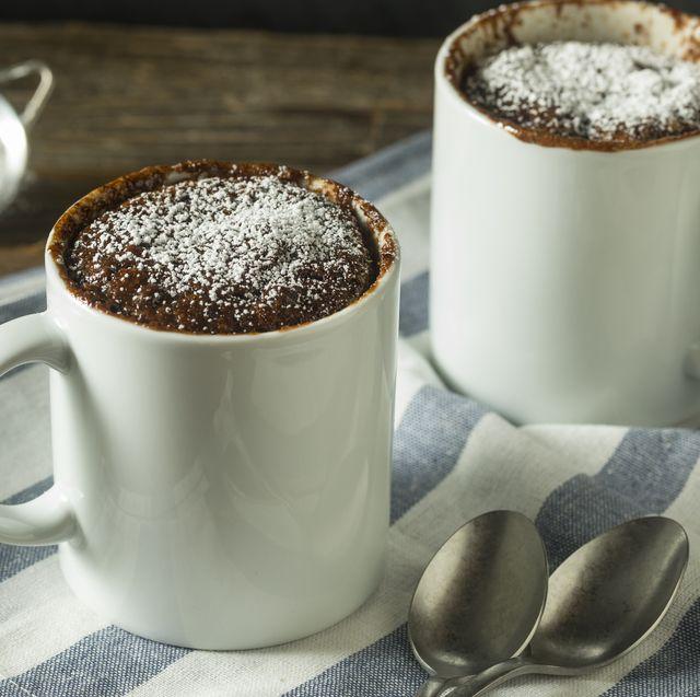 Mug cake recipe - microwave mug cake