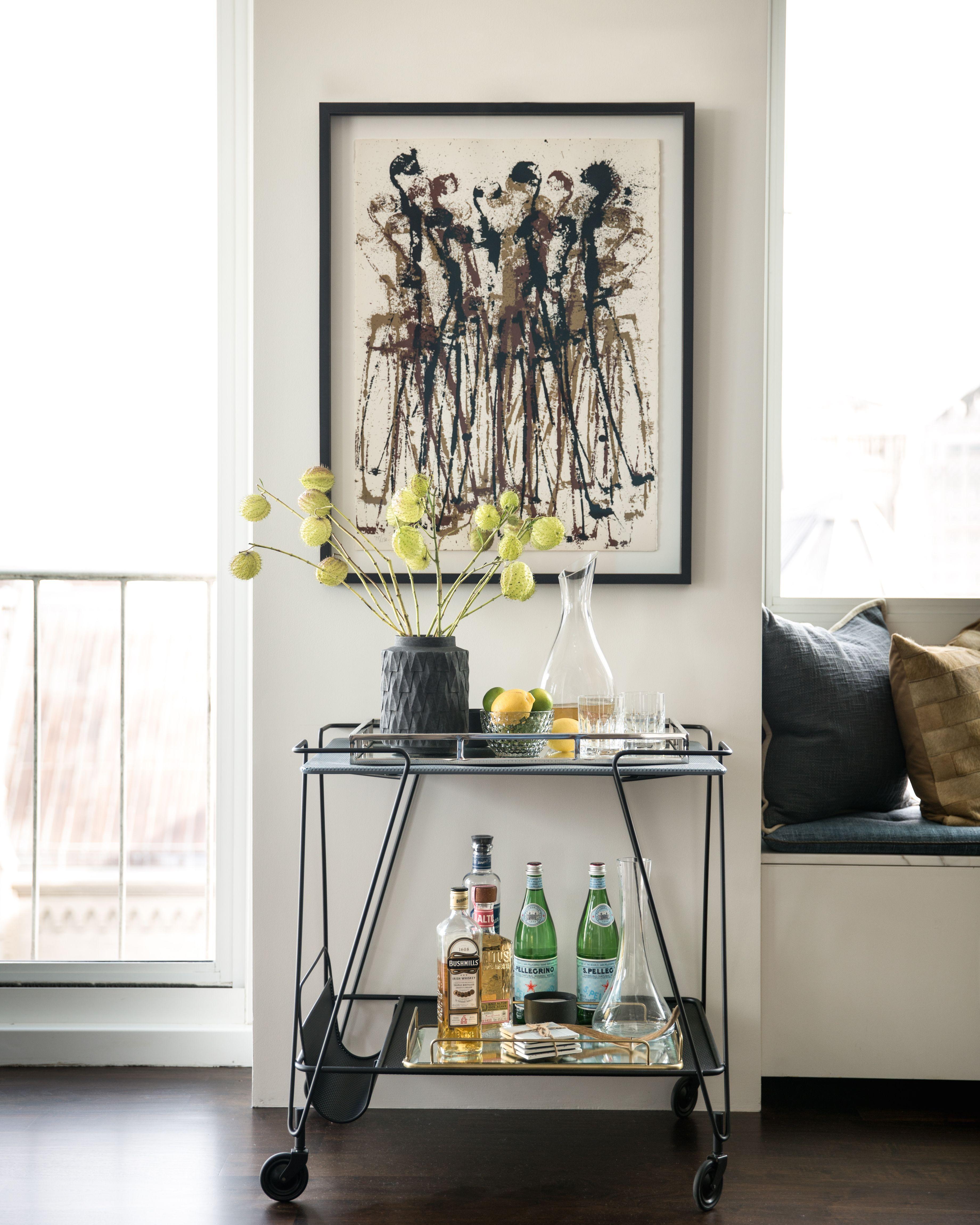 Mid Modern Home Decor Ideas: Mid-Century Modern Bachelor Pad Ideas