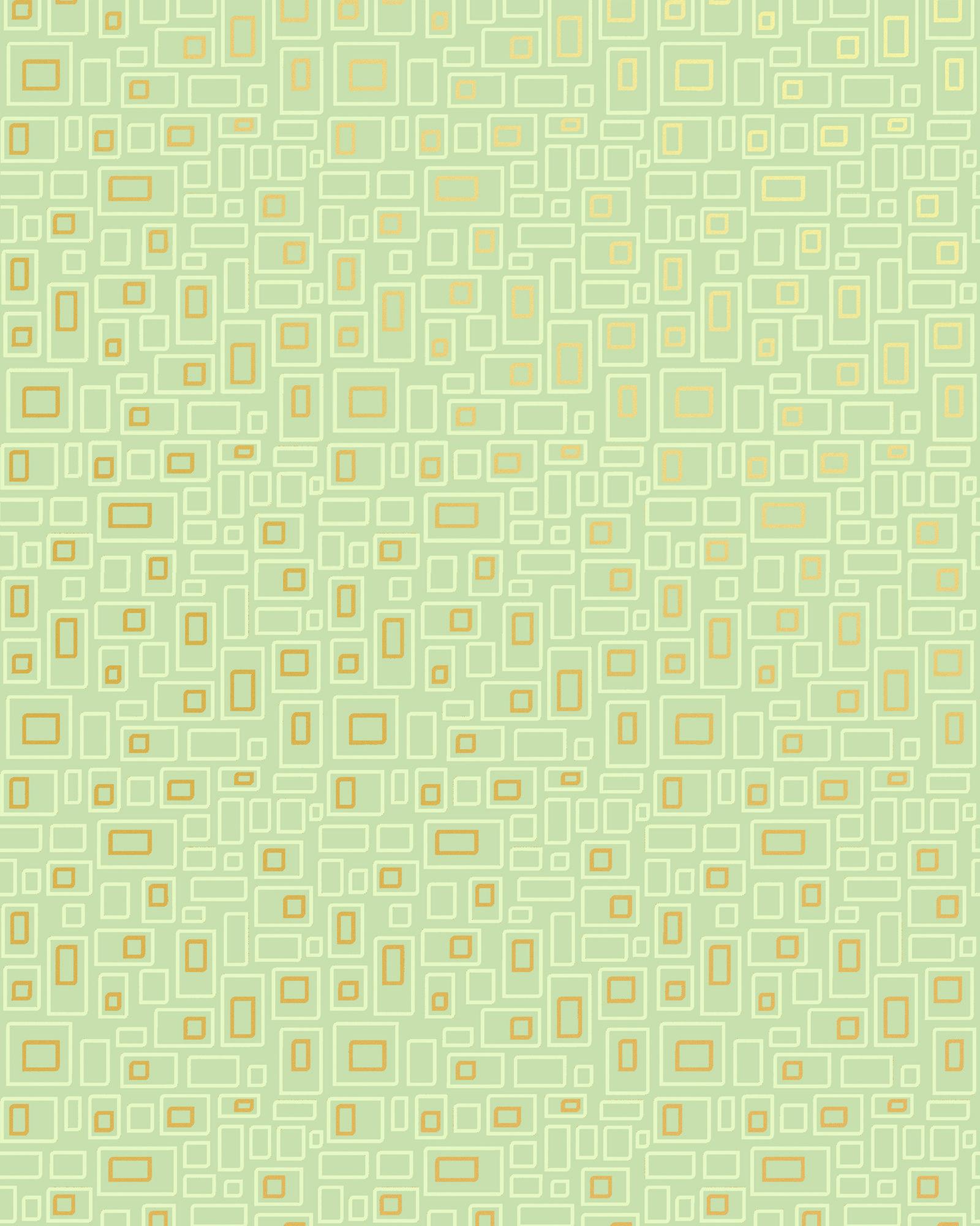 21 Mid Century Modern Wallpaper Ideas