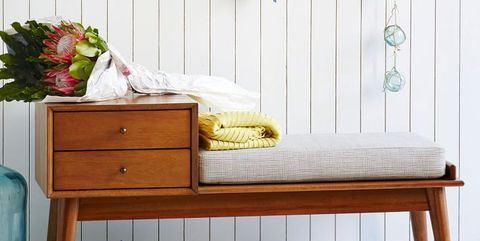 Fine Telephone Benches Are A Must Have For Tiny Entryways Short Links Chair Design For Home Short Linksinfo