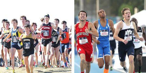 Cross Country Versus Track