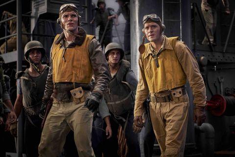 Workwear, Crew, Soldier,