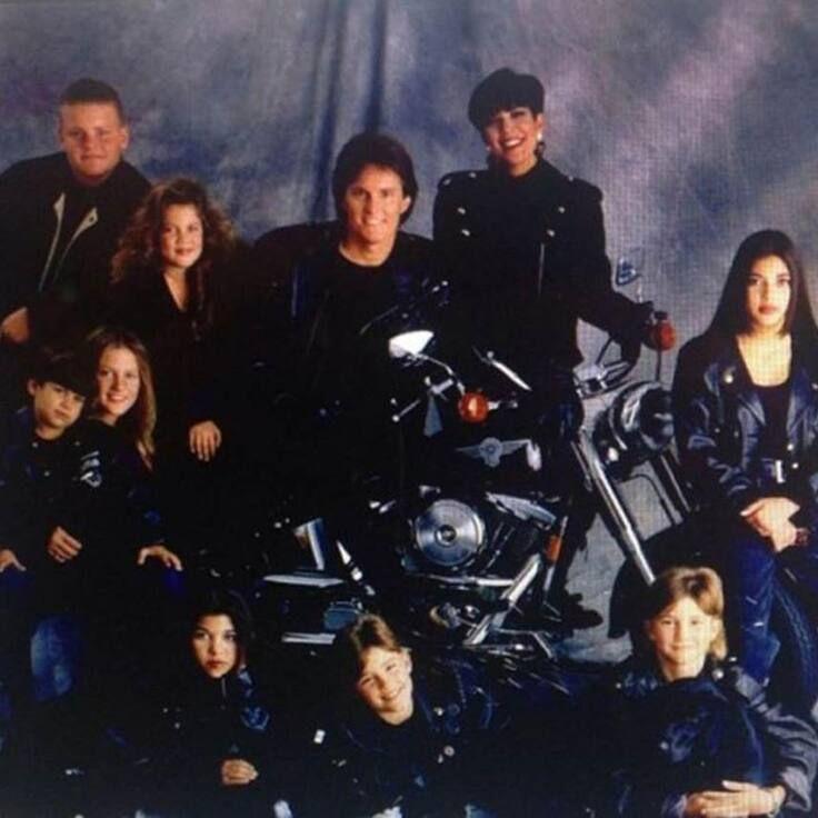 Kardashian family 1991