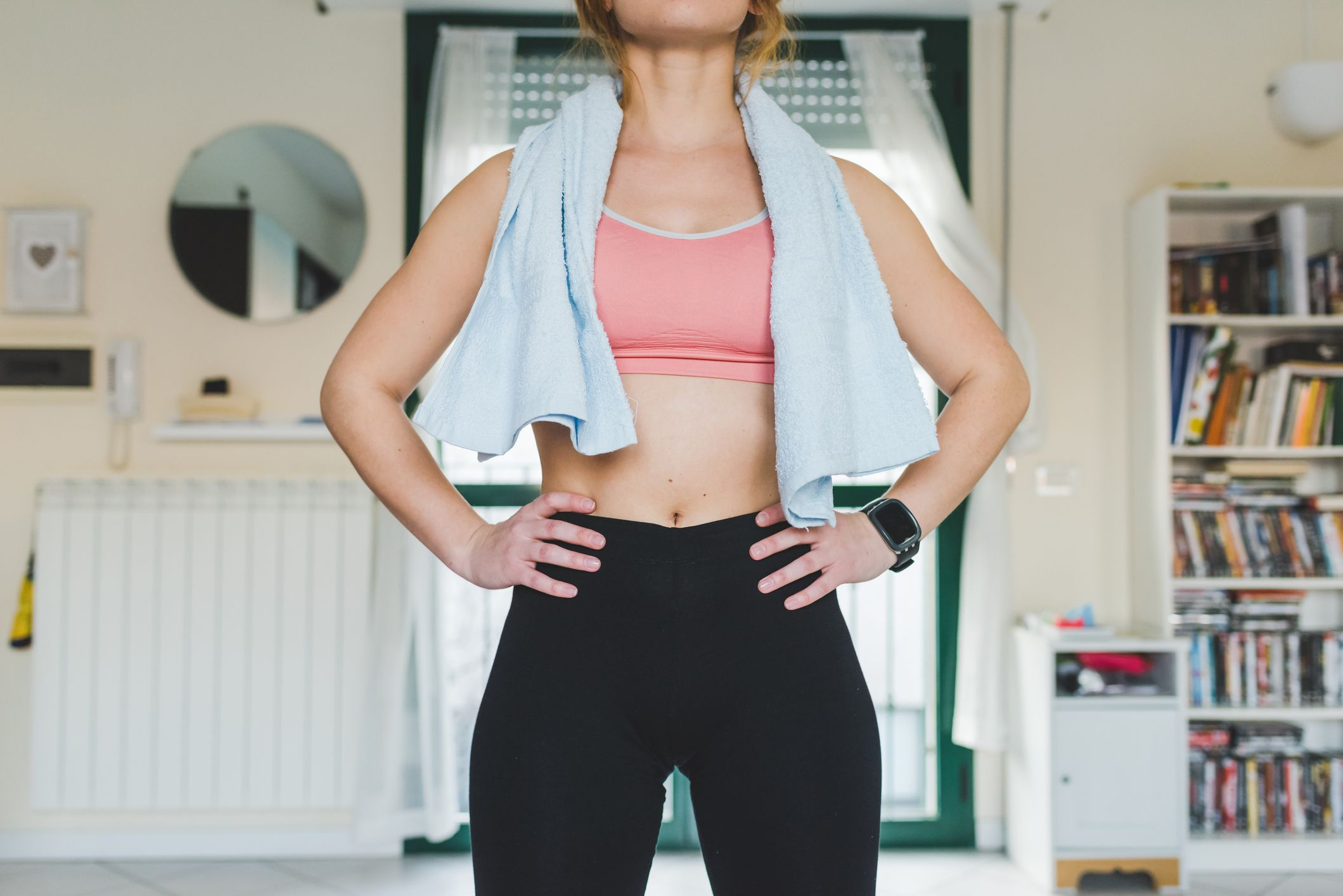 Fitness cover image