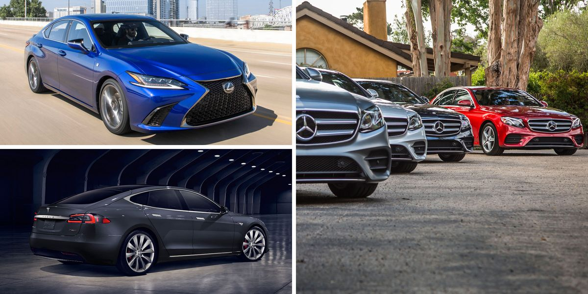 Best Mid Size Cars: The Best Mid-Size Luxury Cars