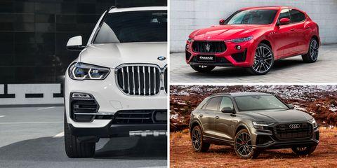 Mid Size Luxury Crossover Suv Rankings