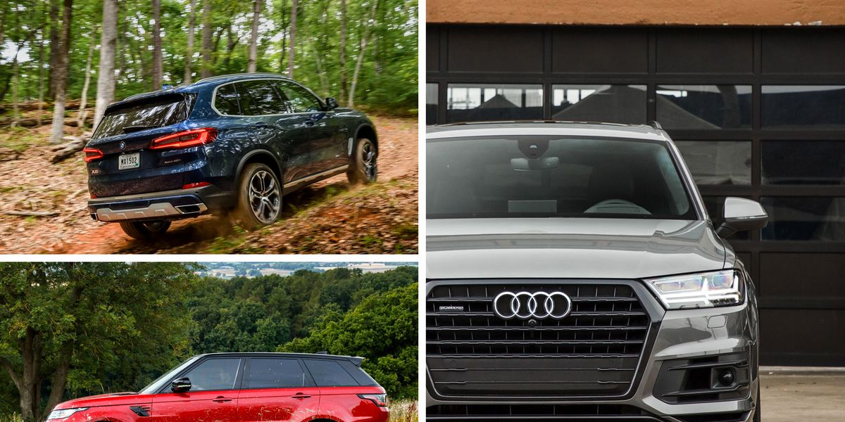 Best And Worst Luxury Cars 2019: Mid-Size Luxury Crossovers And SUVs Ranked From Worst To Best