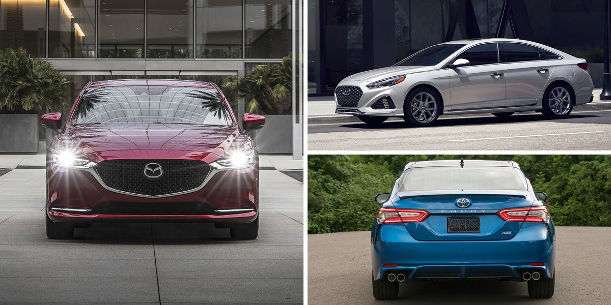12 Best Mid-Size Family Sedans of 2019 - All New Family ...