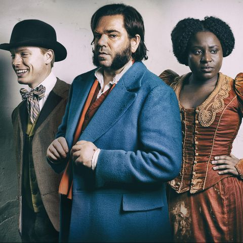 Matt Berry's Year of the Rabbit is The Sweeney in Victorian times, with Keeley Hawes as a super-villain