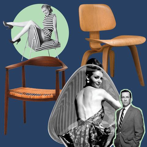 Illustration, Furniture, Chair, Art,