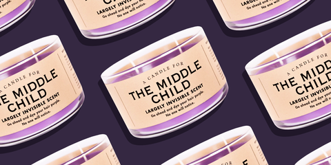 middle child candle best 2019