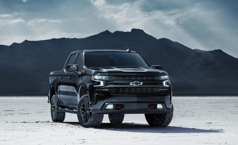 2020 Chevy Silverado Gets Fresh Midnight, Rally Special Editions