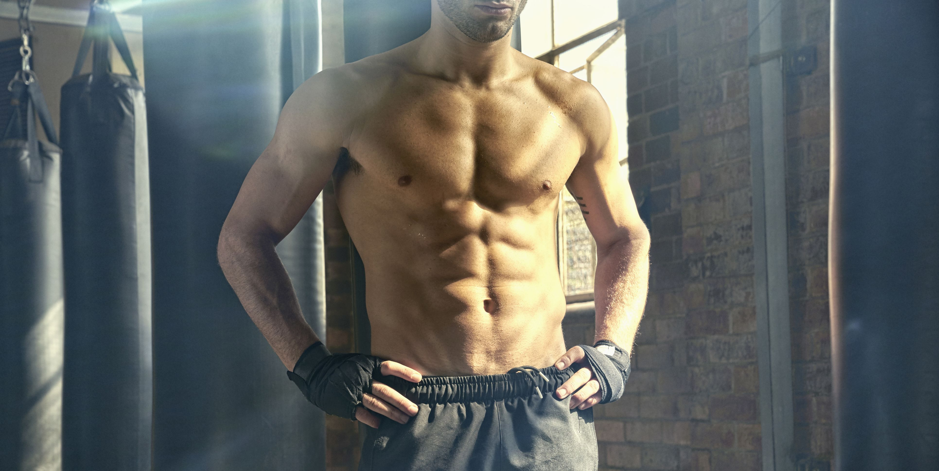 Pump up Your Pecs in Just Eight Weeks With This Bodyweight Chest Workout