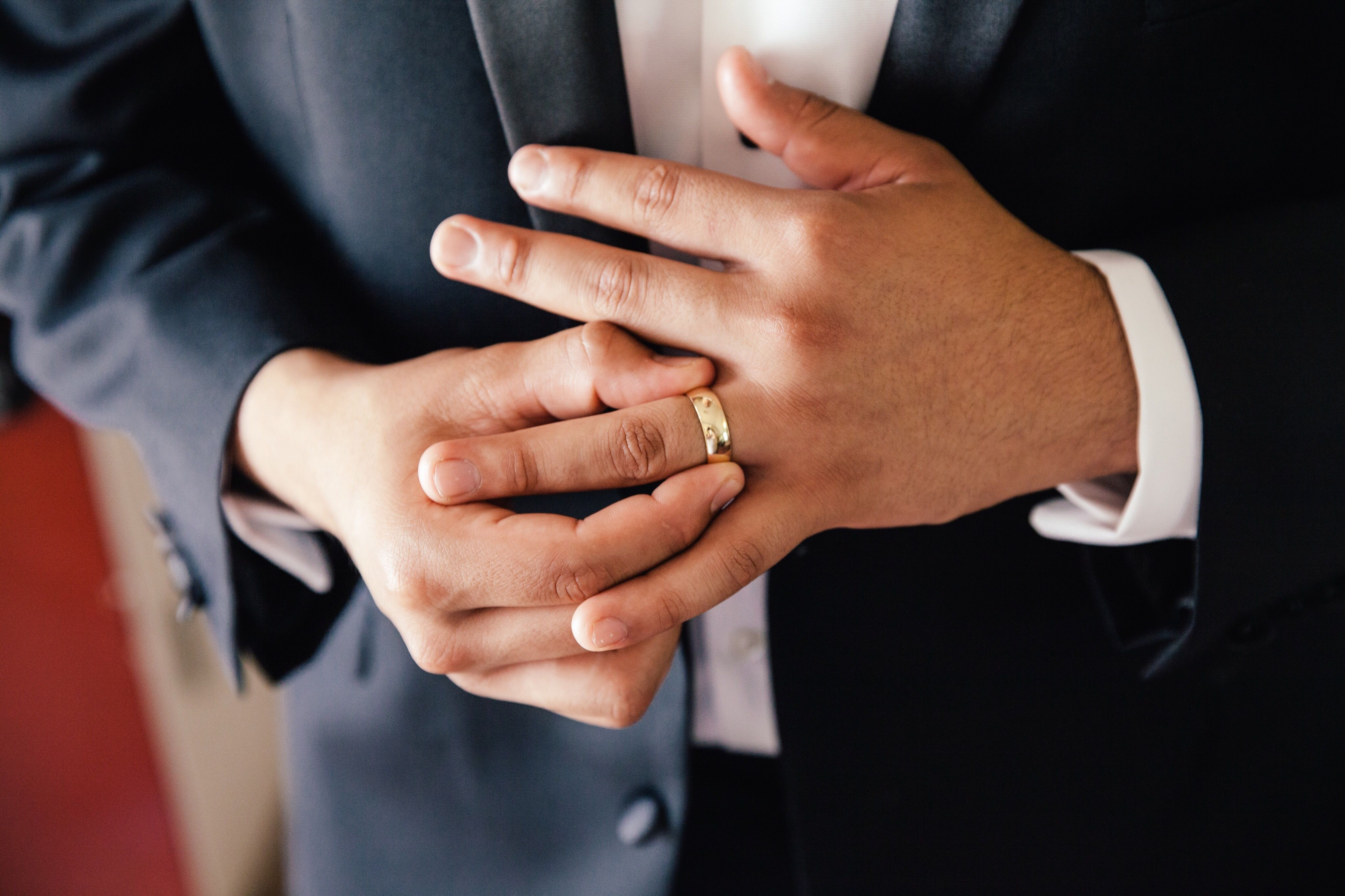 Men Are Sharing When and Why They Take Off Their Wedding Rings
