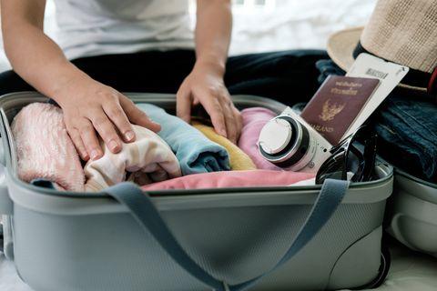 出國最強!輕鬆旅行的12種行李收納大法