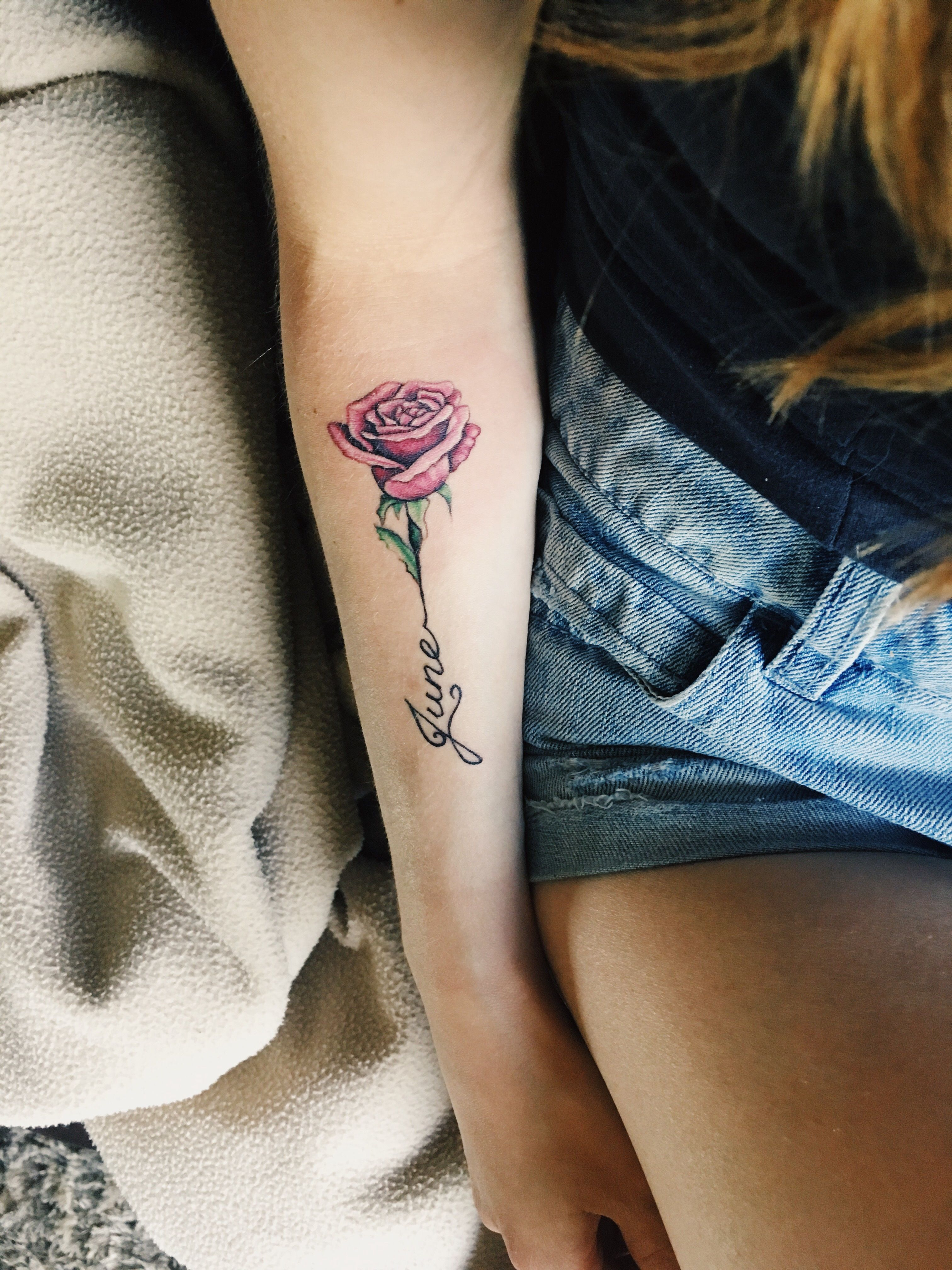 Dit Zijn De Mooiste Voorbeelden Van Een Naam Tattoo
