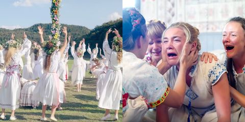 Ari Aster Explains 'Midsommar' And Why He's Always Going To