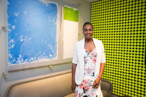 Venus Williams on Balancing Design and Tennis