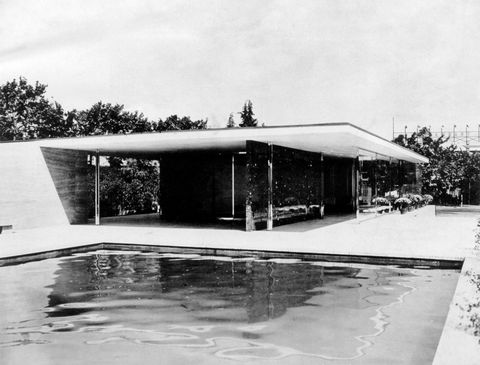 Mies Van Der Rohe Design Philosophy.Mies Van Der Rohe The Modernist Maestro Of Less Is More