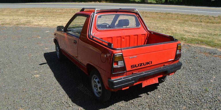 You Must Buy This 1987 Suzuki Mighty Boy