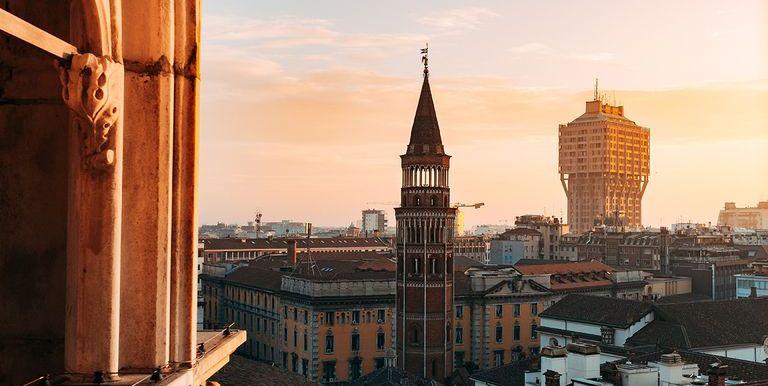 Milano è la migliore città dove vivere in Italia