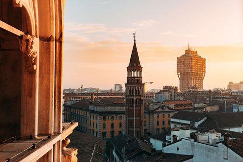 Milano E La Migliore Citta Dove Vivere In Italia