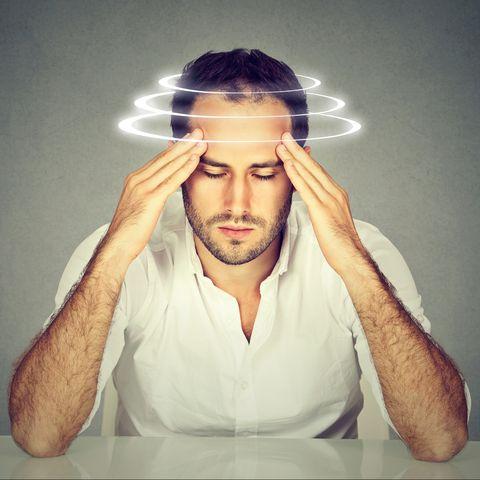 Migraine symptoms, causes and triggers in men