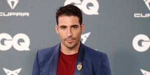 Miguel Ángel Silvestre 25 aniversario 'GQ Spain'