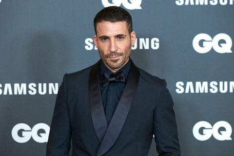 GQ Men Of The Year Awards 2019 In Madrid
