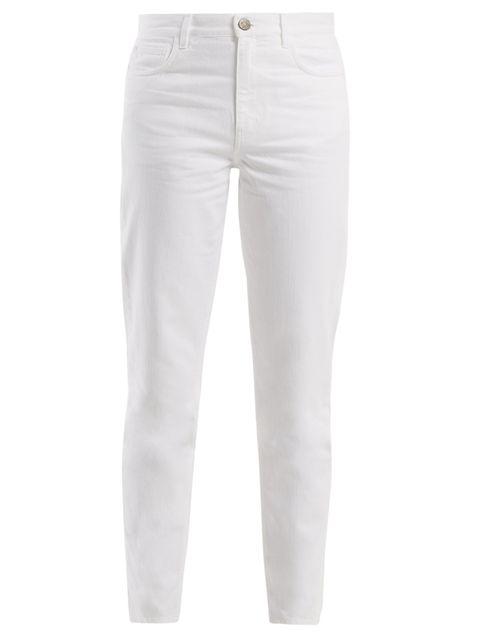 Clothing, White, Jeans, Denim, Trousers, Pocket, Suit trousers, Textile, Beige, Active pants,