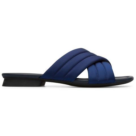wat moet ik aan vandaag sandalen camper miinto blauw