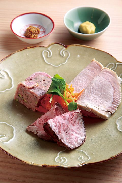 和洋味かた 「洋風前菜盛り合わせ」